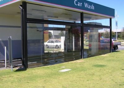 %Windows Cleaning and Clearshield Glass Treatment %Neat & Sweet